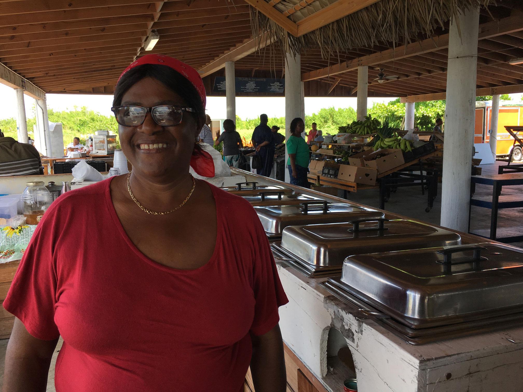 Ruth's Kitchen - Cayman Farmers' Market